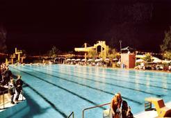 Mitternachtsschwimmen 2014 in Emsdetten