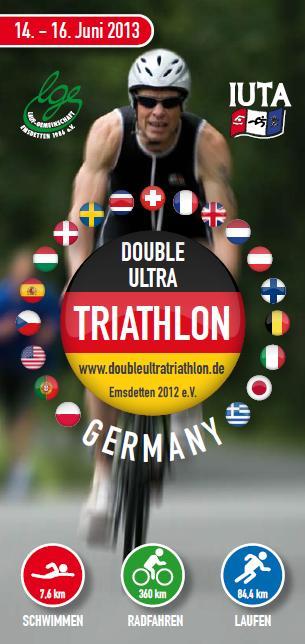 Double Ultra Triathlon