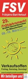 Emsdettener Frühjahrsmarkt 2013